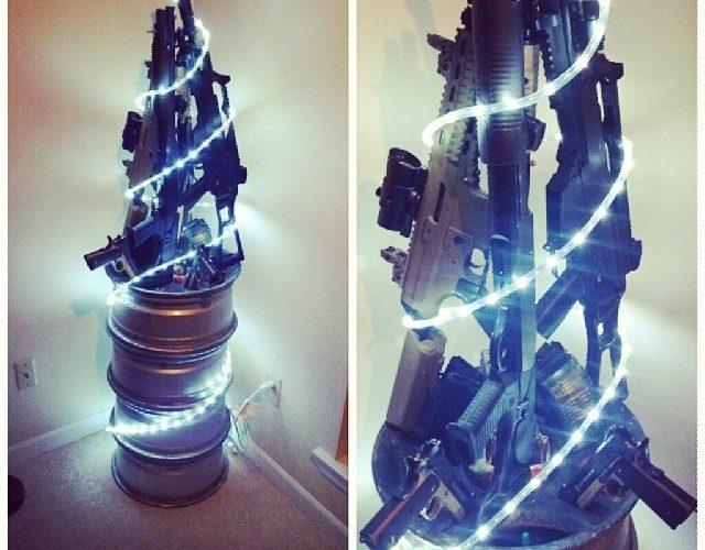 Gun Tree