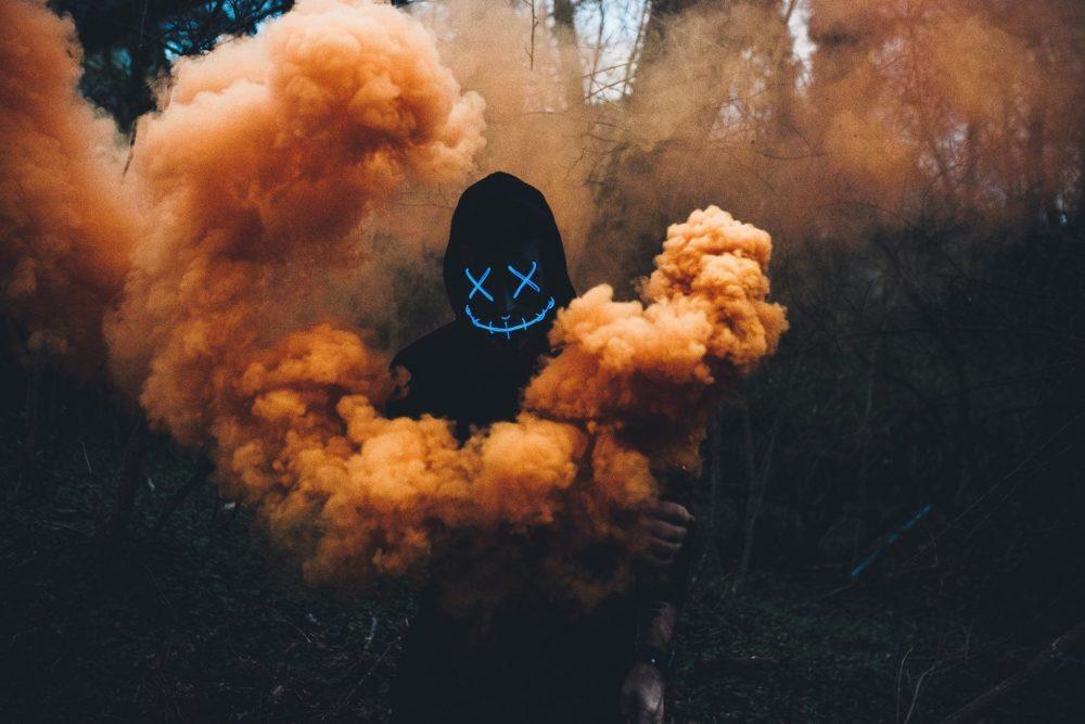 el glow masks