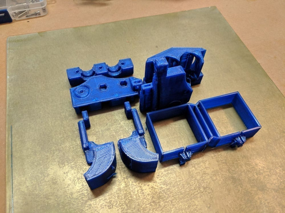 Dual Extrusion CR10 Upgrade Teaser - Improper Engineering